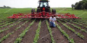 大规模农业使用方法